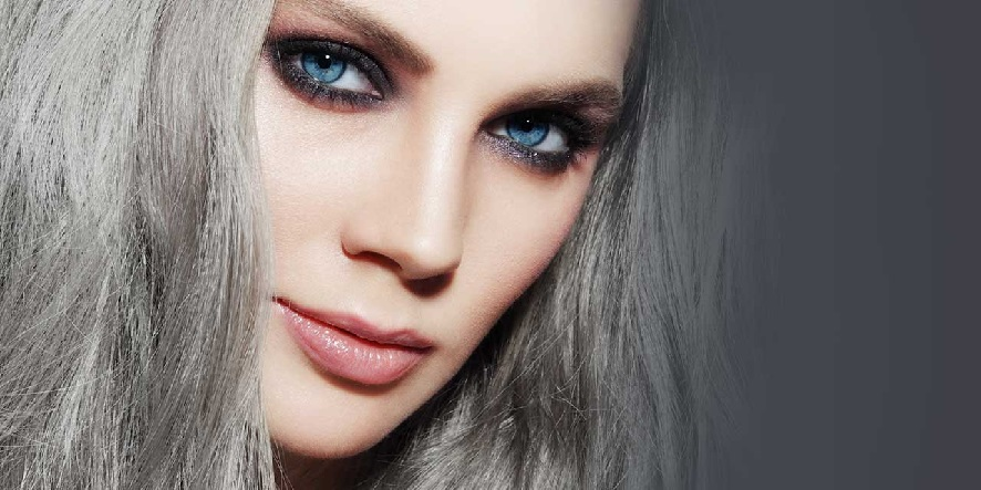 Is Gray Hair Fashionable?